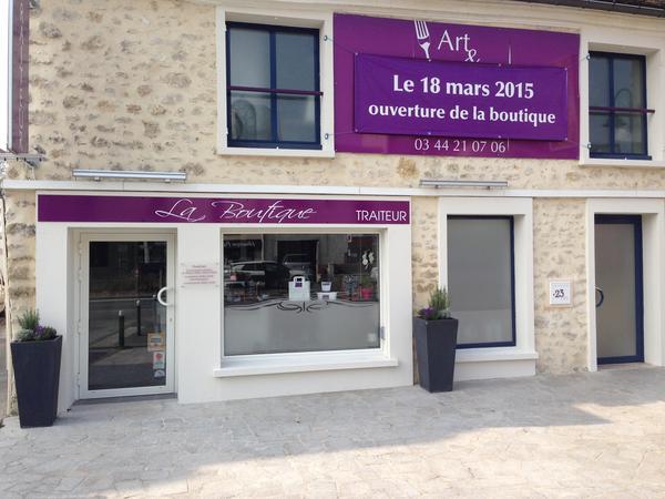 la boutique ap traiteur - Traiteur Mariage Oise